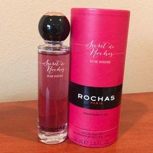 New Rochas Paris Secret de Rochas Rose Intense50ml